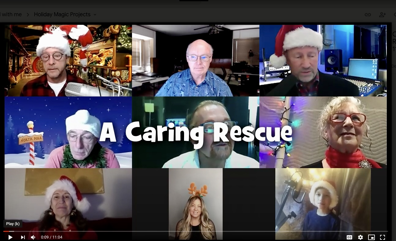 A Caring Rescue cast